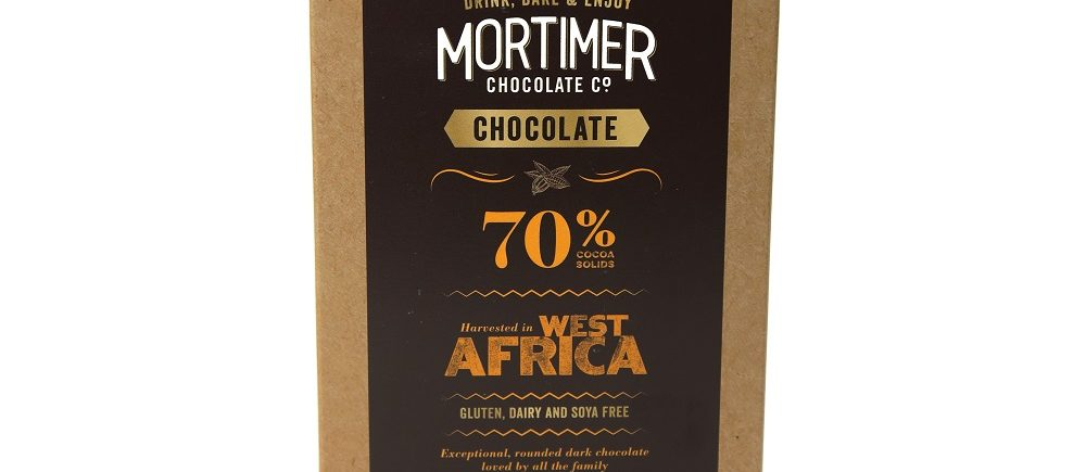 250g box of West African 70% Chocolate Powder, to make delicious hot chocolate and great for baking